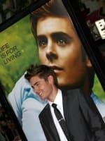 His Movie Premiere