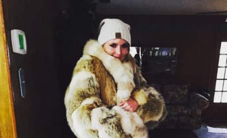 Miranda Lambert, Fur Coat