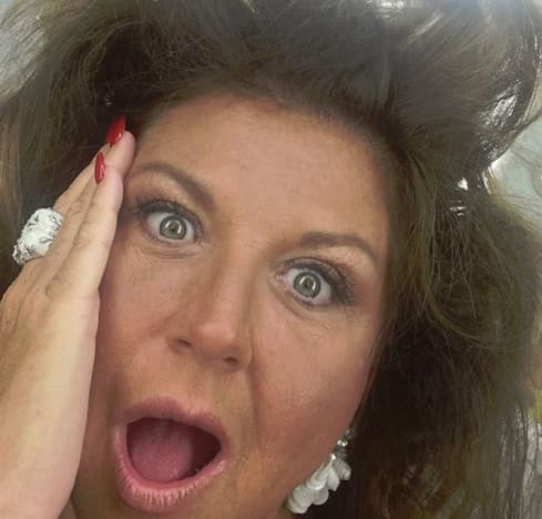 Abby Lee Miller, Hair Photo