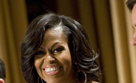 Beautiful Michelle Obama Photo