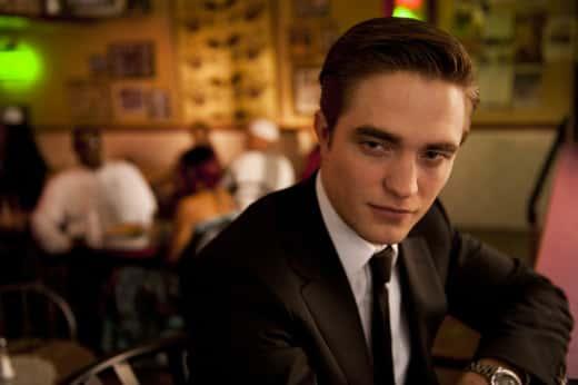 Robert Pattinson in Cosmopolis
