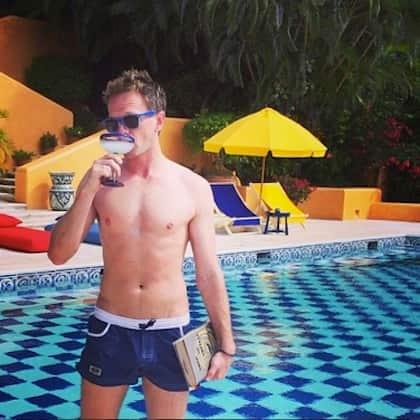 Neil Patrick Harris in Mexico