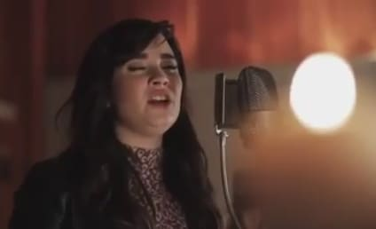 Demi Lovato Dedicates Song to Newtown Shooting Victims