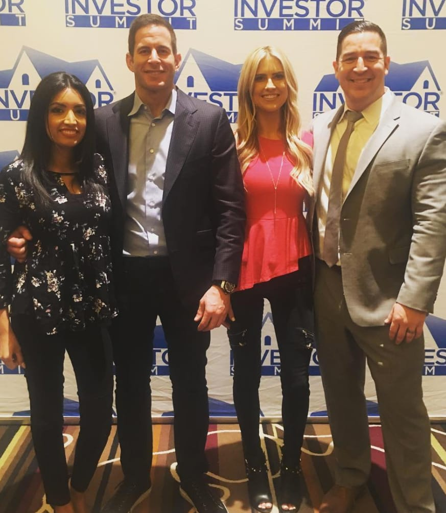 christina and tarek el moussa reunite for first time since split