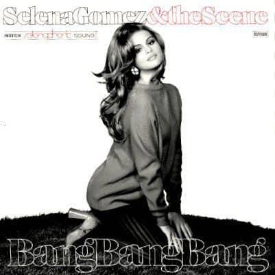 Selena Gomez Single Art