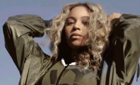 Beyonce Baby Bump Pic?