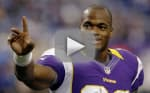 Adrian Peterson: BANNED by the Vikings