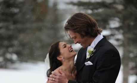 Jared Padalecki and Wife