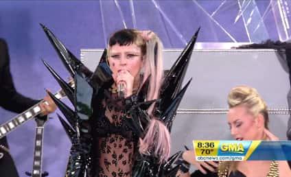 Lady Gaga Album Sales: Huge!