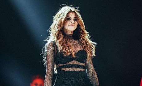 Selena Gomez on Revival Tour