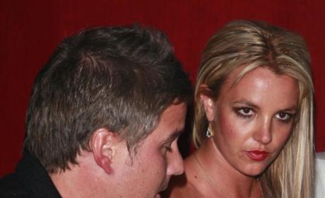 Jason Trawick, Britney Spears Photo