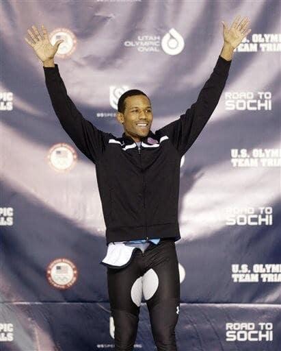 Shani Davis, Olympics Hottie