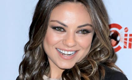 "Mila Kunis Labels Ashton Kutcher Dating Rumor ""Absurd"""