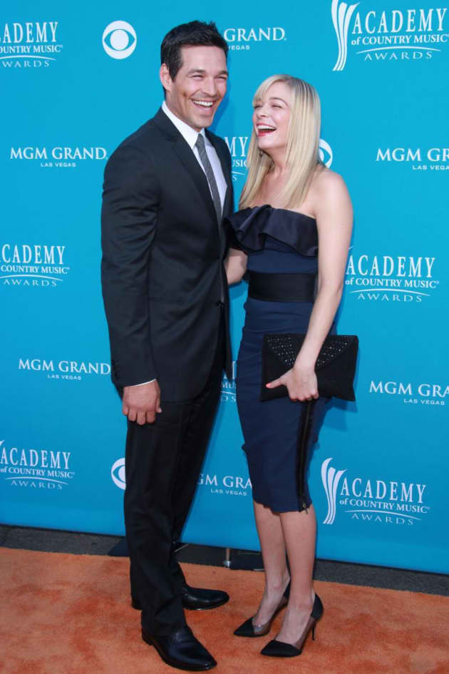 Eddie Cibrian and LeAnn Rimes Photo