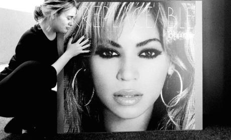 Adele Loves Beyonce