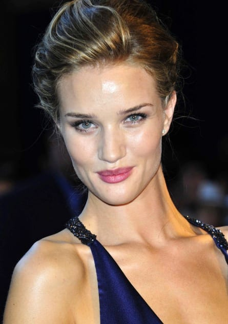 Rosie Huntington-Whiteley Movie Premiere Pic