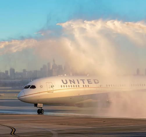 United Airlines Instagram Snap 05