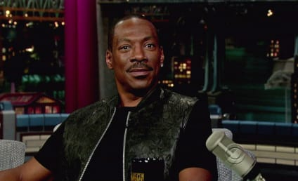 Eddie Murphy Back on Dating Track with Tracey Edmonds