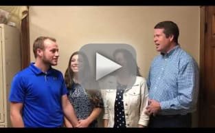 Josiah Duggar & Lauren Swanson Talk to His Parents