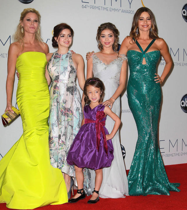 Best Comedy Series: Will Win - Modern Family