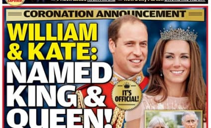 "Prince Will and Kate Middleton: ""Coronation"" Date Falls On Morbid Anniversary"