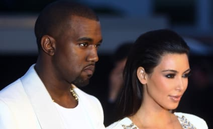Kim Kardashian and Kanye West Make Red Karpet Debut at Kannes Film Festival