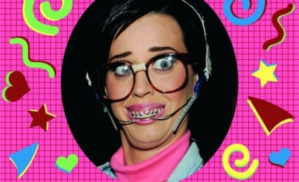 Katy Perry Channels Inner Nerd on Last Friday Night Cover