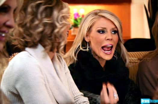 Gretchen Rossi Insults Canadians