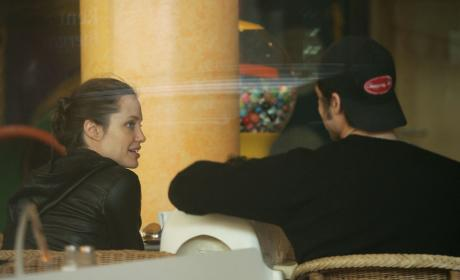 Angelina Jolie Brad Pit Berlin 2006