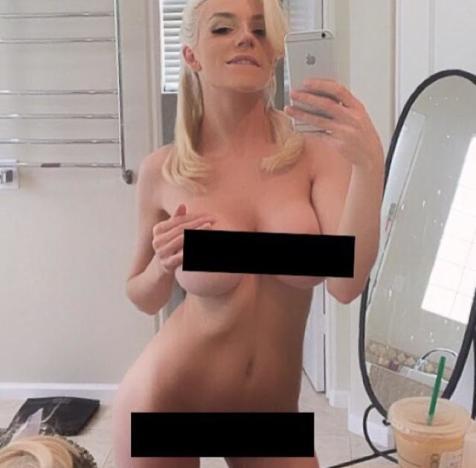 Courtney Stodden Completely Naked