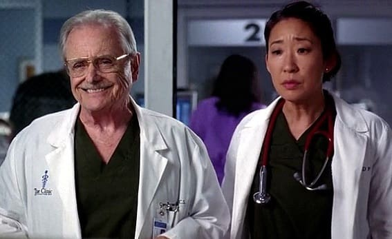 Craig Thomas, Grey's Anatomy