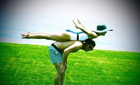An Impressive Balancing Act
