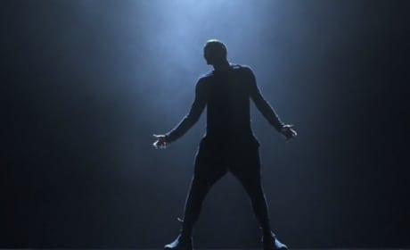 Chris Brown-Ariana Grande Duet Tease
