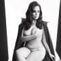 Ashley Graham Goes Nude