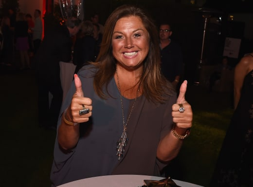 Abby Lee Miller, Thumbs Up