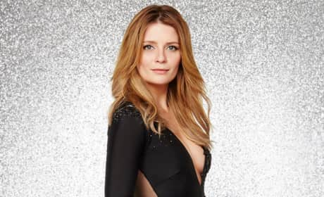 Mischa Barton: Dancing With The Stars Season 22