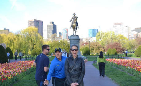 Kevin Spacey Photobomb