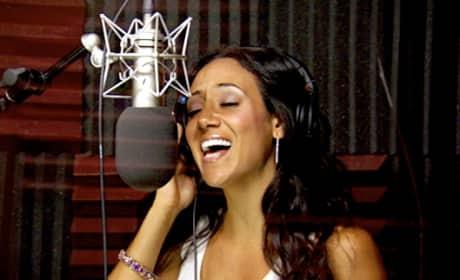 Melissa Gorga Singing