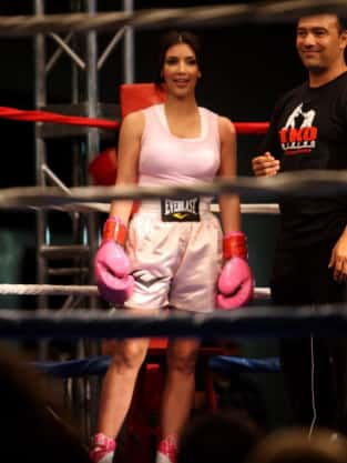 Boxing Beauty