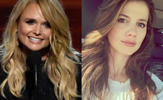 Miranda Lambert, Staci Felker Split