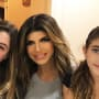 Teresa Giudice Sits and Poses