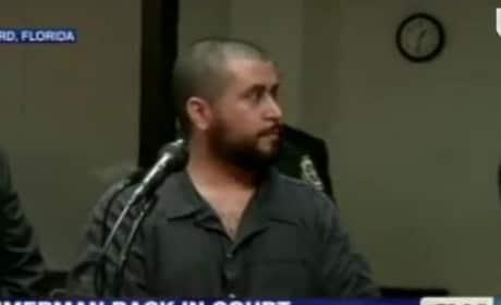 George Zimmerman Released on Bond