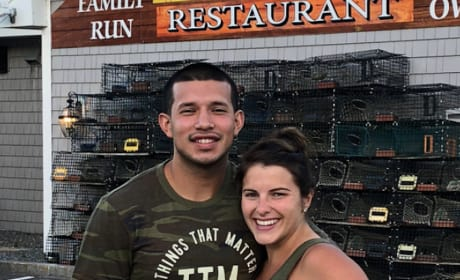 Javi Marroquin: Cheating on Lauren Comeau With Madison Channing Walls?!