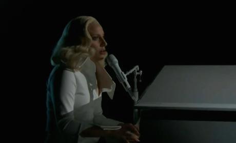 Lady Gaga Makes Everyone Cry at the Academy Awards