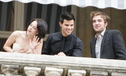 Possible New Couple Alert: Robert Pattinson and Nikki Reed