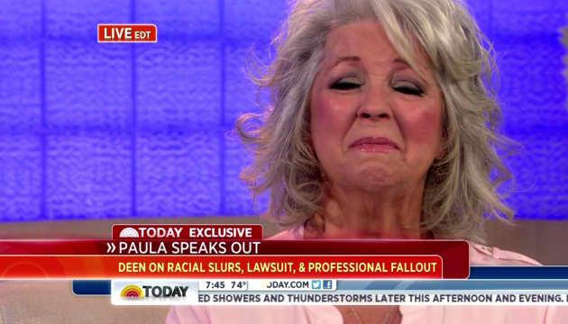 Poor Paula Deen Photo