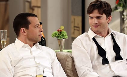 Alan and Walden to Get Fake Gay Married on Two and a Half Men Season 12