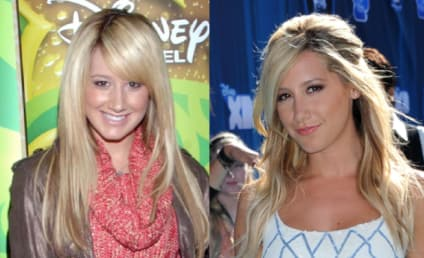 Celebrity Hair Affair: Ashley Tisdale