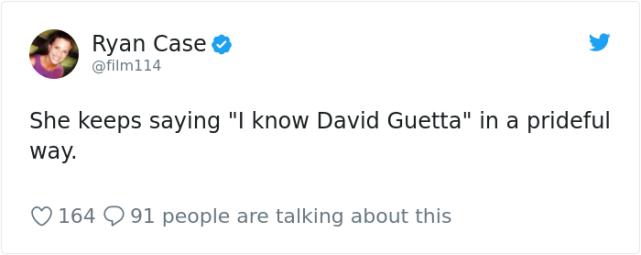 The David Guetta?!?
