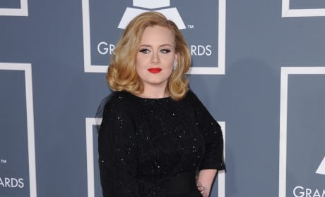 Who dressed best at the Grammys, Adele or Taylor Swift?